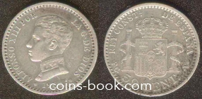 50 centimos 1904