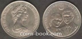 25 новых пенсов 1981