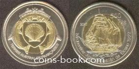 500 франков 2013