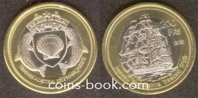 200 франков 2013
