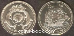 50 франков 2013