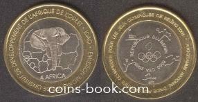 6000 франков 2005