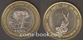 6000 франков 2004