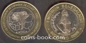 6000 франков 2006