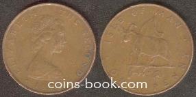 1 penny 1979