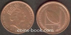 1 пенни 1997