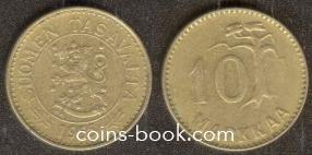 10 марок 1955