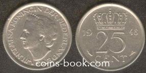 25 центов 1948