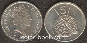 5 пенсов 1995