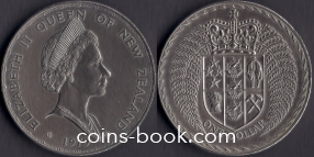 1 доллар 1979
