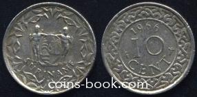 10 центов 1966