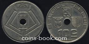 10 сантимов 1938