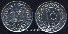 10 центов 2012