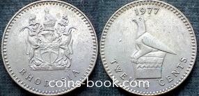 20 центов 1977