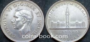 1 доллар 1939