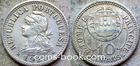 10 сентаво 1929