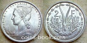 2 франка 1948