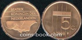 5 центов 1998