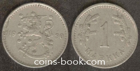 1 марка 1930