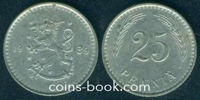 25 пенни 1939