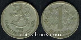1 марка 1965