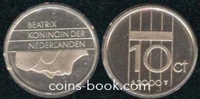 10 центов 2000