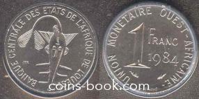 1 франк 1984
