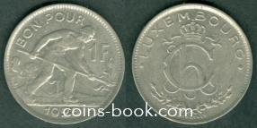 1 франк 1928