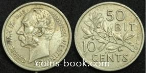 10 центов 1905