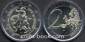 2 евро 2016