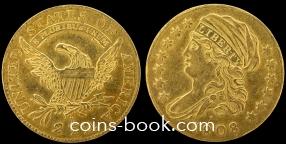 2,5 доллара 1808