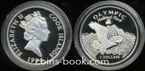 2 доллара 1996
