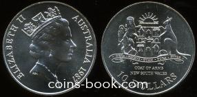 10 долларов 1987