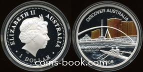 1 доллар 2006