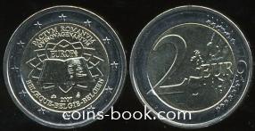 2 евро 2007