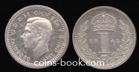 1 пенни 1947