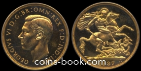 2 фунта 1937