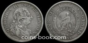 1 доллар 1804