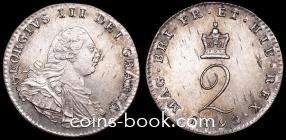 2 пенса 1792