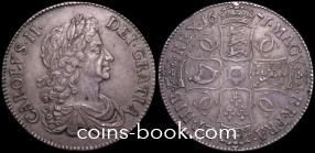 1 крона 1671