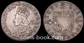 2 пенса 1660