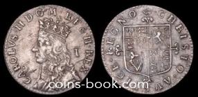 1 пенни 1660