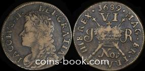 6 пенсов 1689