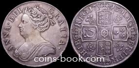 1 крона 1713