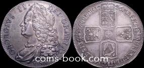 1 крона 1746