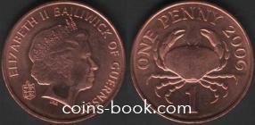 1 пенни 2006
