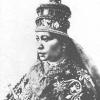 Эфиопская Империя, Заудиту с 1916 по 1930