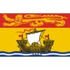 Нью-Брансуик с 1759 по 1867