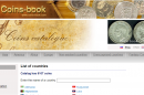 Online Coins Catalogue coins-book.com